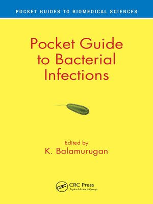 cover image of Pocket Guide to Bacterial Infections